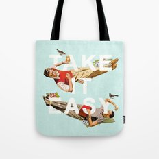 Take It Easy Tote Bag