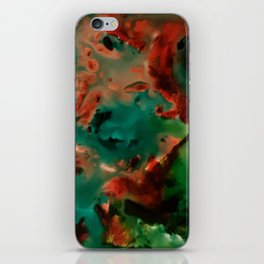 Aerial view iPhone Skin