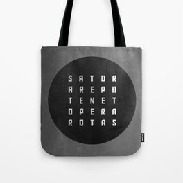 Sator Square Tote Bag