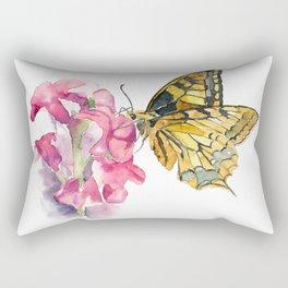 Butterfly#5 Rectangular Pillow