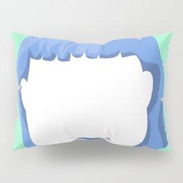 EMPTY FACES #1 Pillow Sham