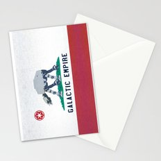 California Strikes Back Stationery Cards