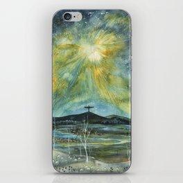 O Nata Lux iPhone Skin