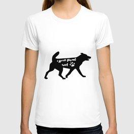 Fluent Woof T-shirt