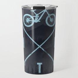 Downhill MTB Travel Mug