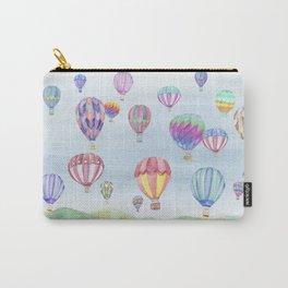 Hot Air Ballon Festival Carry-All Pouch