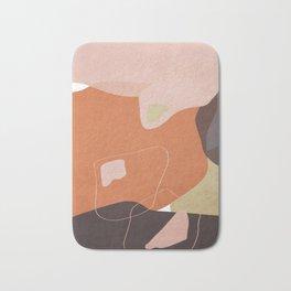 Modern minimal forms 25 Bath Mat
