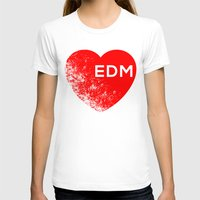 edm T-shirts featuring EDM  by DropBass