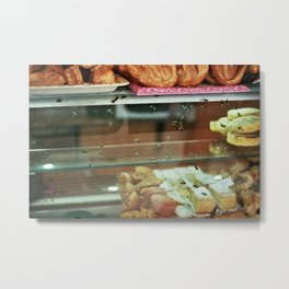 Sweet and Sticky Metal Print