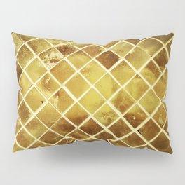 gold plated Pillow Sham