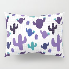 Cactus purple #homedecor Pillow Sham