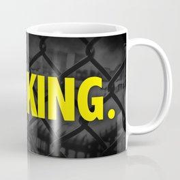 "Urban Font ""King"" Street Design Style Coffee Mug"