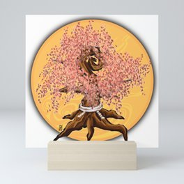 Sakura Full Bloom Mini Art Print