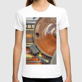 Fowler Road Locomotive T-shirt