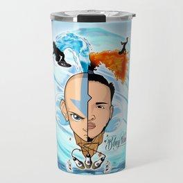 4Elements of Hip Hop x 4Elements of Life  Travel Mug