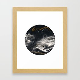 RESIN ART Framed Art Print