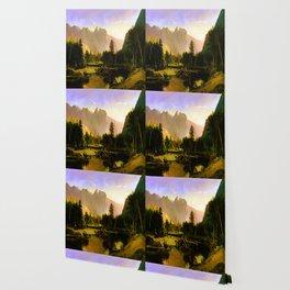 William Keith Yosemite Valley Wallpaper