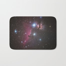 Horsehead Nebula Bath Mat