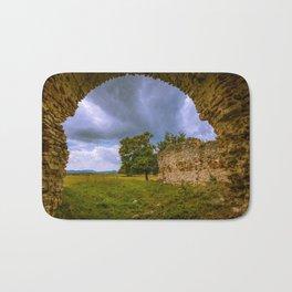 Under the ruins Bath Mat
