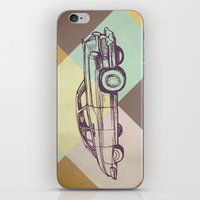 car iPhone & iPod Skins featuring Car by Mr and Mrs Quirynen