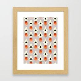 Rocket collection 2 Framed Art Print
