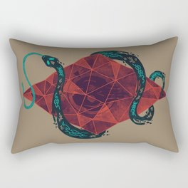 Mystic Cystal Rectangular Pillow