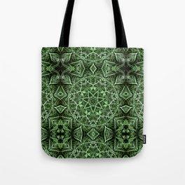 Nature Network Tote Bag