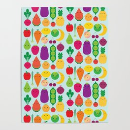 5 A Day Poster