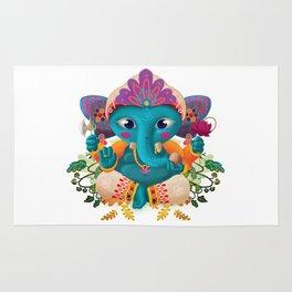 Little Ganesha Rug