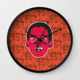 Bill - Freaks and geeks Wall Clock
