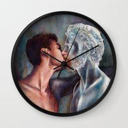 Pygmalion Wall Clock