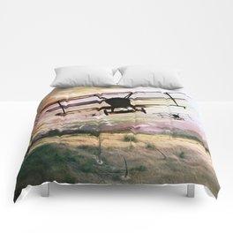 Plane Brigade Comforters