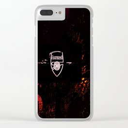 arsenal fc Clear iPhone Case