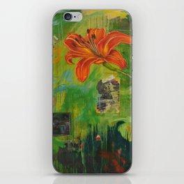 Artistic Wonderland iPhone Skin
