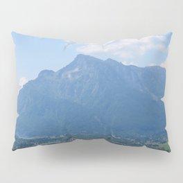 Austrian Mountains Pillow Sham