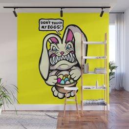 Beaster Bunny Wall Mural