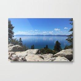 Lake Tahoe, Nevada Metal Print