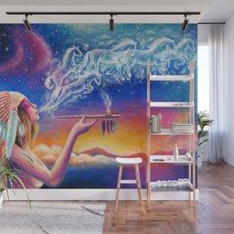 Spirit Wall Mural