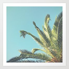 Summer Time II Art Print