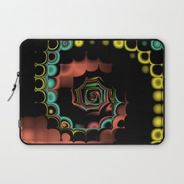 Fall TGS Fractal Abstract Laptop Sleeve