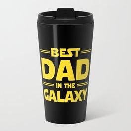 Best Dad in the Galaxy Travel Mug