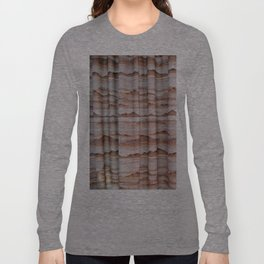 Western Curtains  Long Sleeve T-shirt