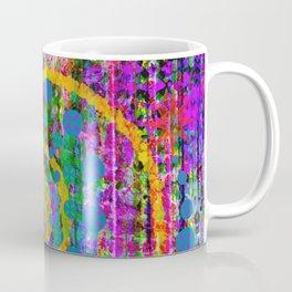 Trippy Abstract Coffee Mug