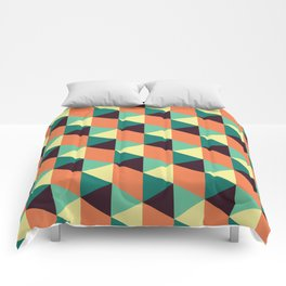 Fall Illusions Comforters