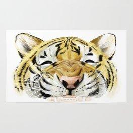Happy Tiger Rug