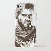 uncharted iPhone & iPod Cases featuring Uncharted 3 by James Brunner
