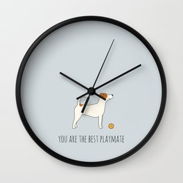 JACK RUSSEL TERRIER Wall Clock