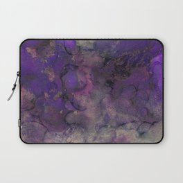 Alcohol Ink 'The Storybook Series: Arabian Nights' Laptop Sleeve