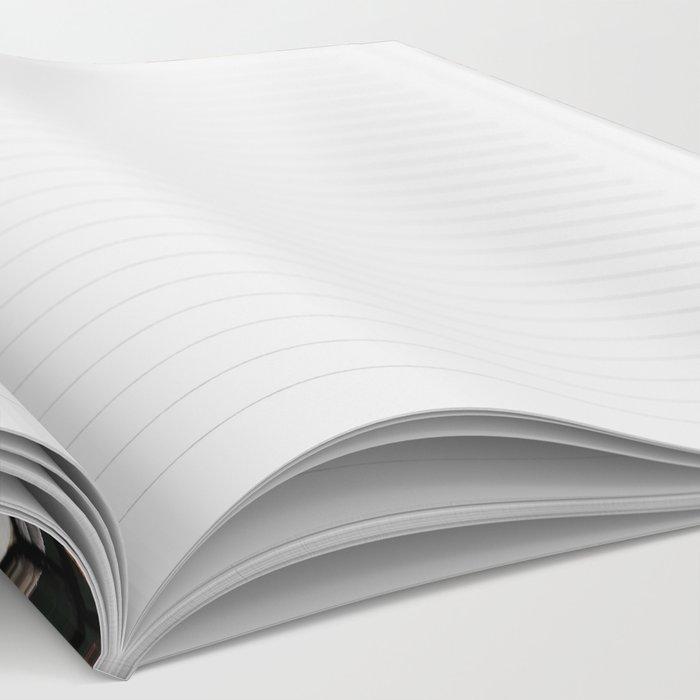 FLORAL SKULL Notebook