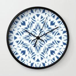 Arrowhead Denim White Wall Clock